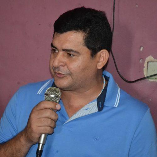 Prefeito eleito em São Julião cancela festa de posse após morte de cunhado