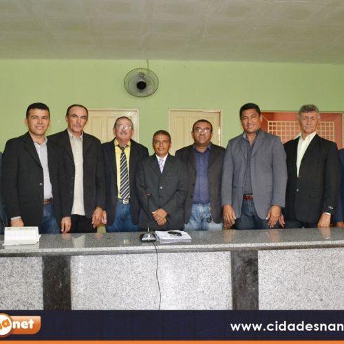 Câmara Municipal de Patos do Piauí realiza última sessão do ano legislativo de 2016. Veja como foi!
