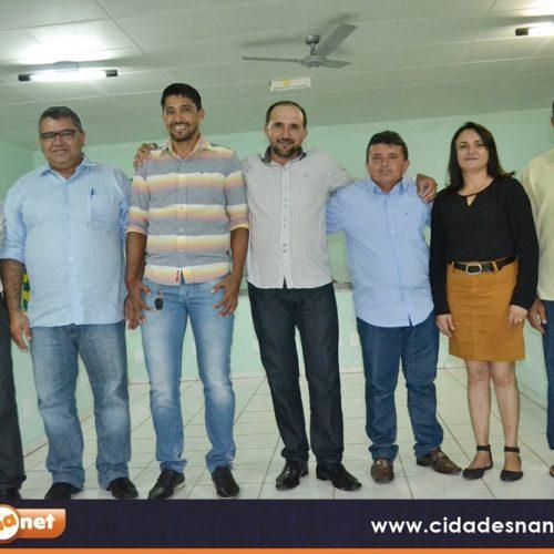 Em sessão de encerramento do ano legislativo, Câmara de Belém do Piauí aprova contas do ex-prefeito Ademar Carvalho