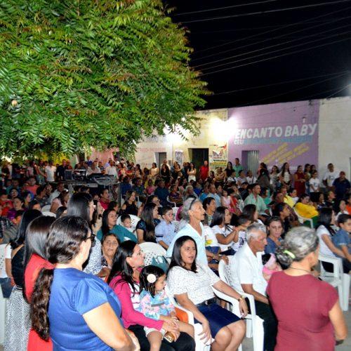 Culto em ação de graças celebra dia do evangélico e os 21 anos de emancipação política de Vila Nova; fotos