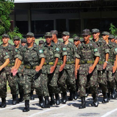 Exército está com vagas abertas no Piauí com salário inicial de R$ 6,4 mil