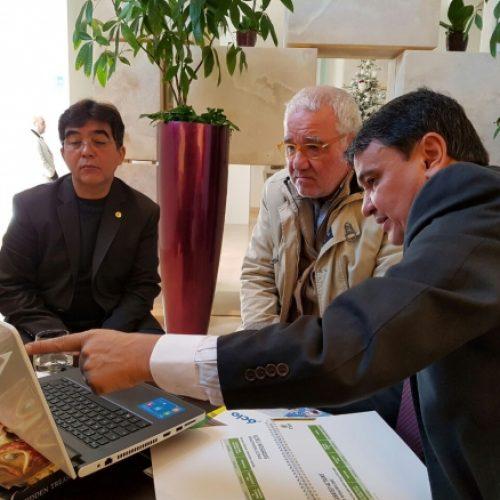 Italianos farão estudos para produzir energia com resíduos sólidos no Piauí