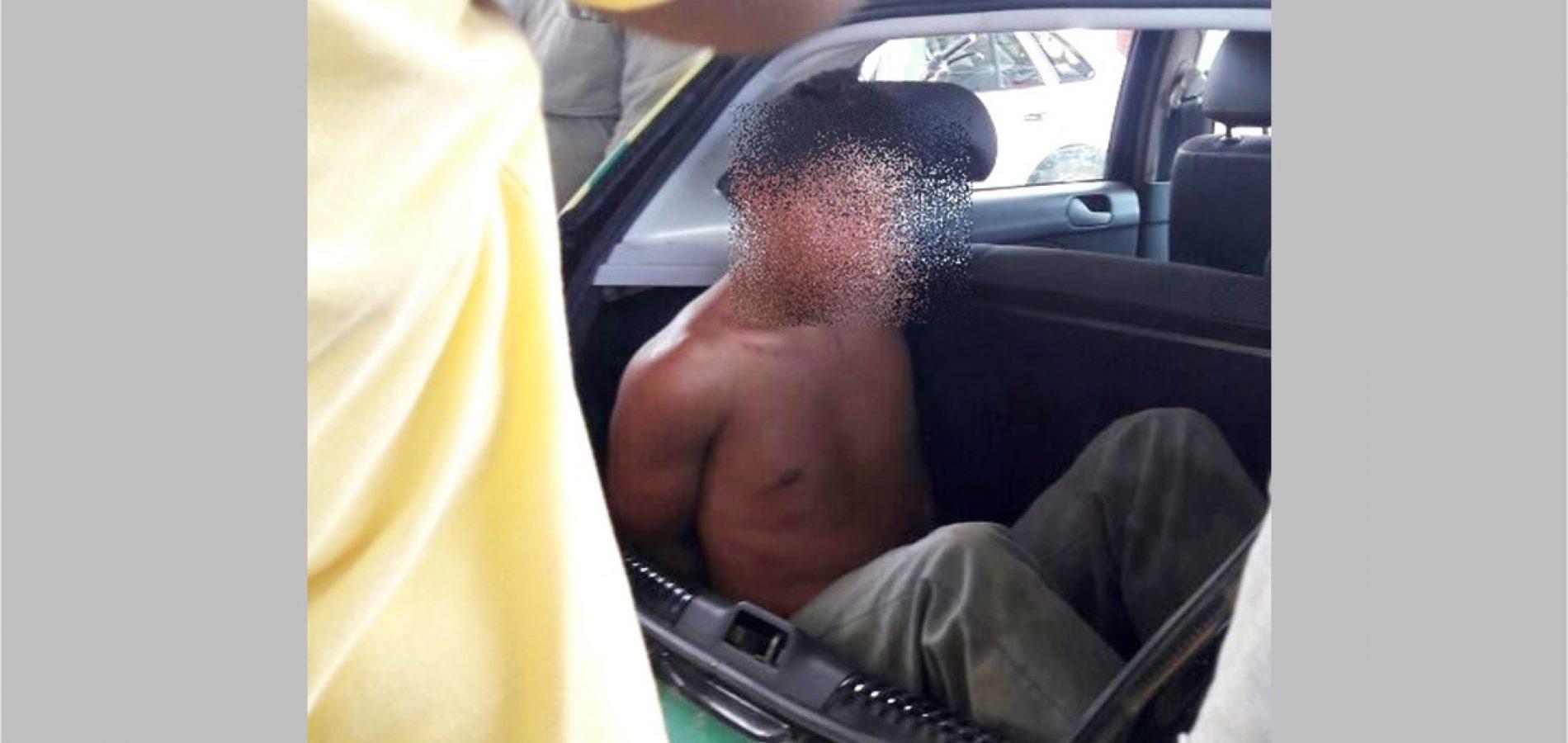 Quarto envolvido em confronto com a polícia é apreendido no interior de Vila Nova. Veja!
