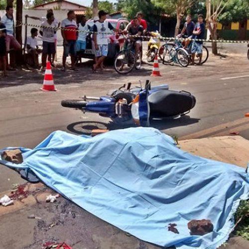 Uma pessoa morre e outra fica ferida em acidente na PI-213, Norte do Piauí