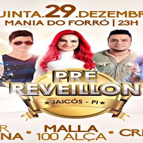 Hoje tem Junior Vianna, Malla 100 Alça e Cristiano Pipow no Mania do forró em Jaicós