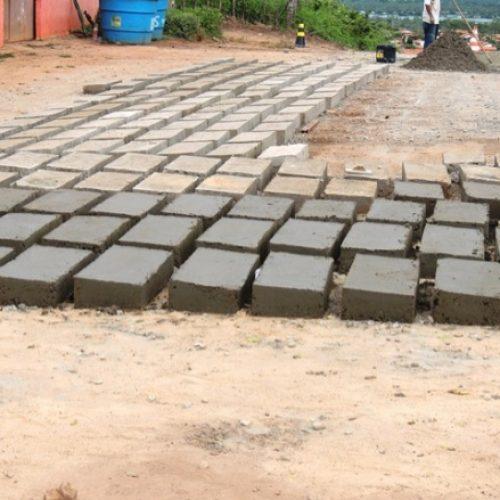 Estado leva obras de pavimentação a diferentes municípios do Piauí