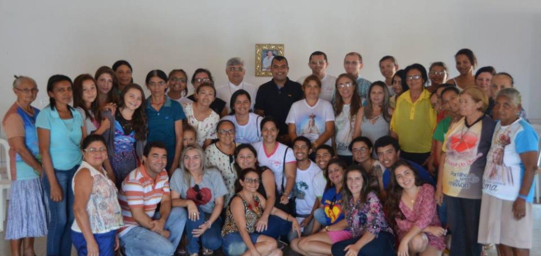 Alegrete do Piauí vai receber seminaristas para estágio pastoral