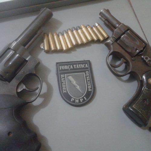 Polícias de Paulistana e Picos desarticula quadrilha que planejava assaltos no Sul do estado