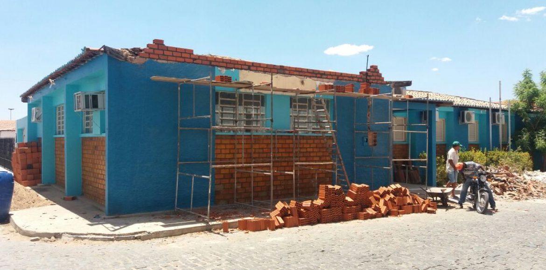 PADRE MARCOS   Roberval encerra mandato com trabalho; Câmara está em reforma e receberá melhorias
