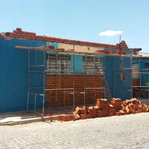 PADRE MARCOS | Roberval encerra mandato com trabalho; Câmara está em reforma e receberá melhorias