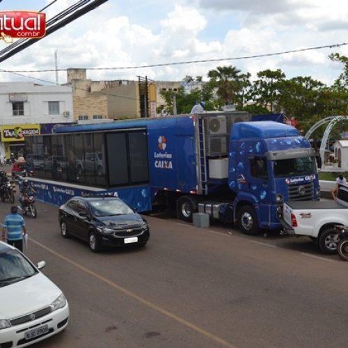 Sorteios da Mega-Sena começam nesta segunda-feira em Picos