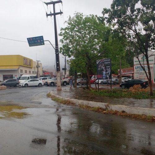 Chuvas que caíram na região de Picos somam mais de 100mm; índice é considerado baixo