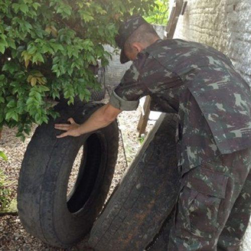 Militares participam de força tarefa para combate ao Aedes aegypti no Piauí