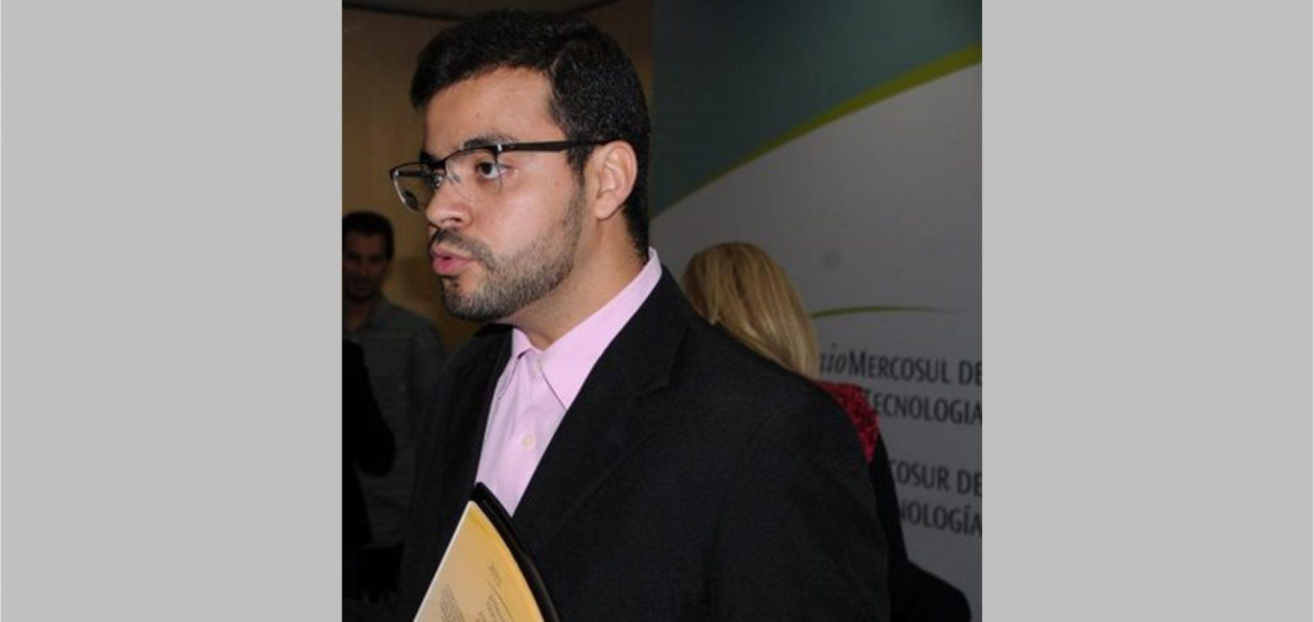 Filho de Caldeirão Grande do Piauí é vencedor do Prêmio Mercosul de Ciência e Tecnologia