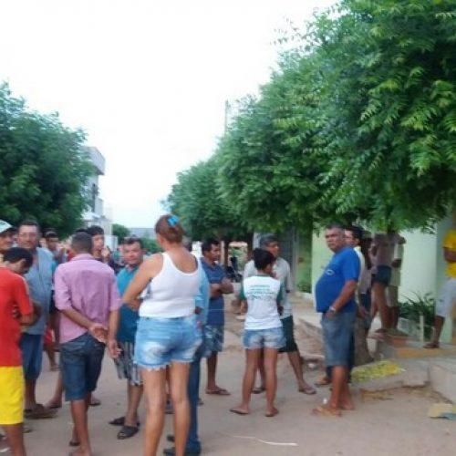 Policial aposentado ataca esposa a facadas e depois comete suicídio em Geminiano
