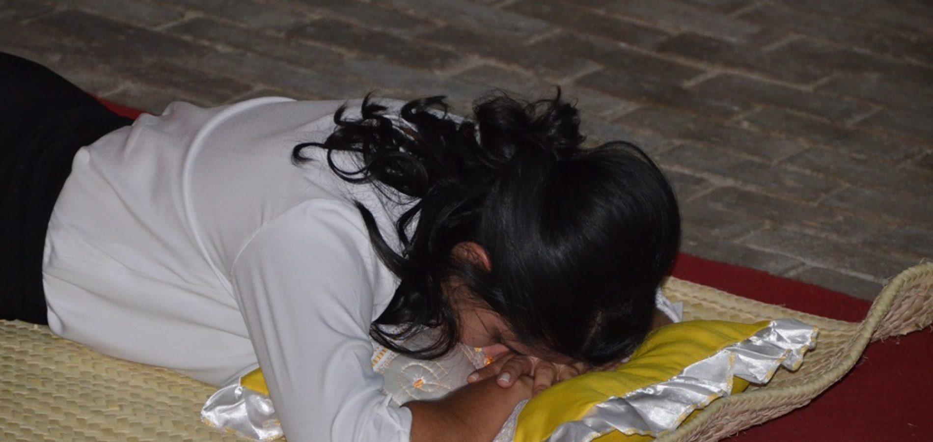 Irmã Liliane Nascimento professa votos perpétuos na cidade de Belém do Piauí; fotos