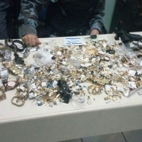 Acusado de roubar R$ 500 mil em joias no Maranhão é preso no Piauí