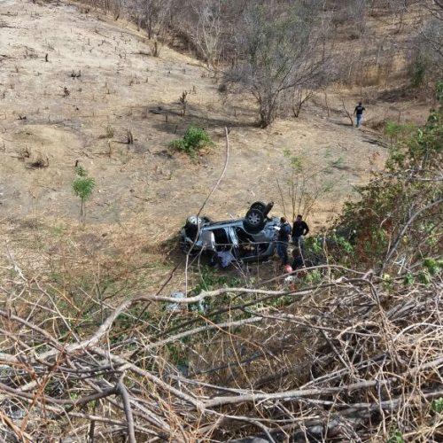 PICOS   Acidente tira a vida do Major Domingos Sávio, irmão da colunista social Socorro Costa
