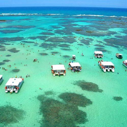 Viagens para paraísos naturais custam a partir de R$ 305