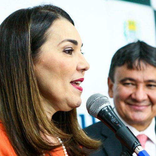 Wellington Dias viaja para a Europa e Margarete Coelho assume o Governo