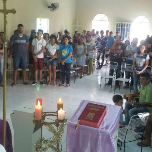 Irmãs Calvarianas realizam Missão Vocacional na Paróquia de Padre Marcos