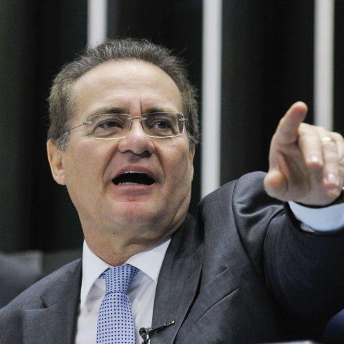 Mantido no Senado, Renan preside sessão sobre abuso de autoridade
