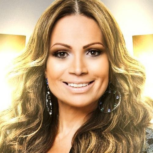 Solange Almeida anuncia gravação do primeiro DVD solo