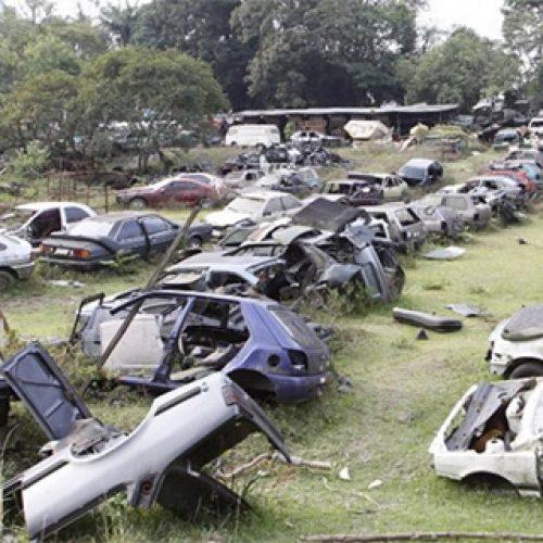 Aprovada lei que regula desmanches de veículos no Piauí