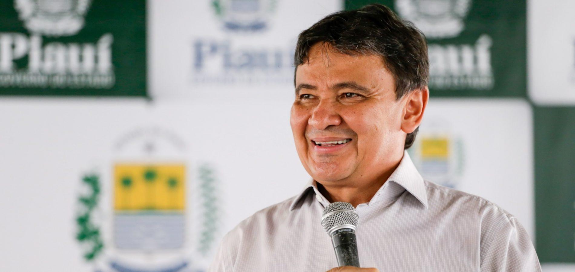 Wellington Dias inaugura obras em Fronteiras, Caldeirão Grande e Marcolândia na sexta (09)