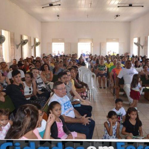 14 ª Expedição Missionária está sendo realizada em Jacobina do Piauí