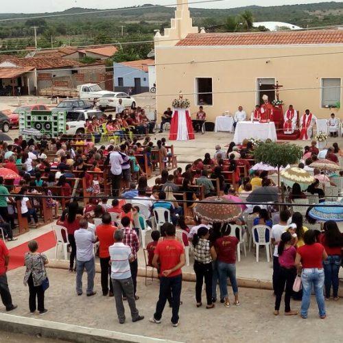 Missa e procissão encerram os festejos de São Sebastião em Patos do Piauí; veja fotos