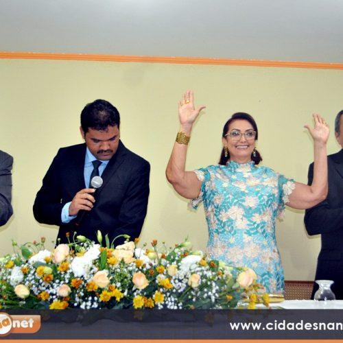 FOTOS | Posse, Missa e Transmissão de cargo de Maria José, Laércio Luz e os nove vereadores