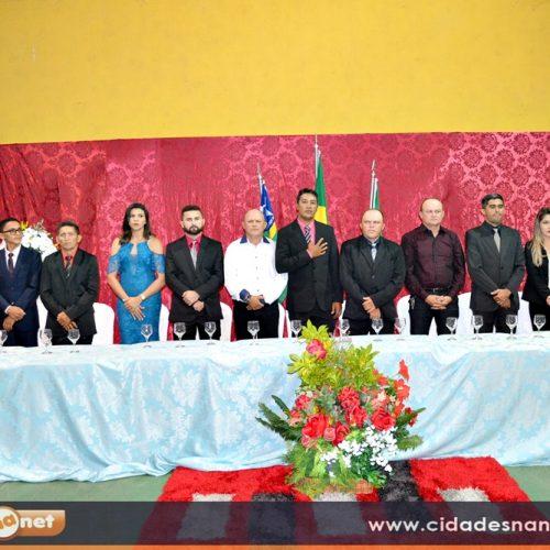 FOTOS | Posse GD, Vanderlei e vereadores em Jacobina do PI