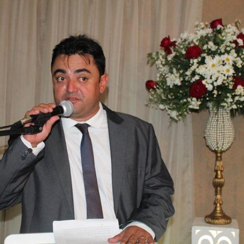 Márcio Alencar é empossado prefeito de Alegrete pela 2ª vez e promete continuar o desenvolvimento; Veja fotos