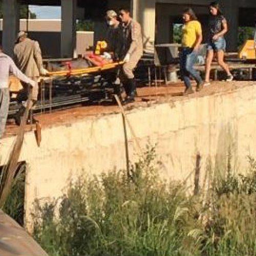 Piauiense de 22 anos morre ao cair do nono andar de prédio em construção no Mato Grosso do Sul