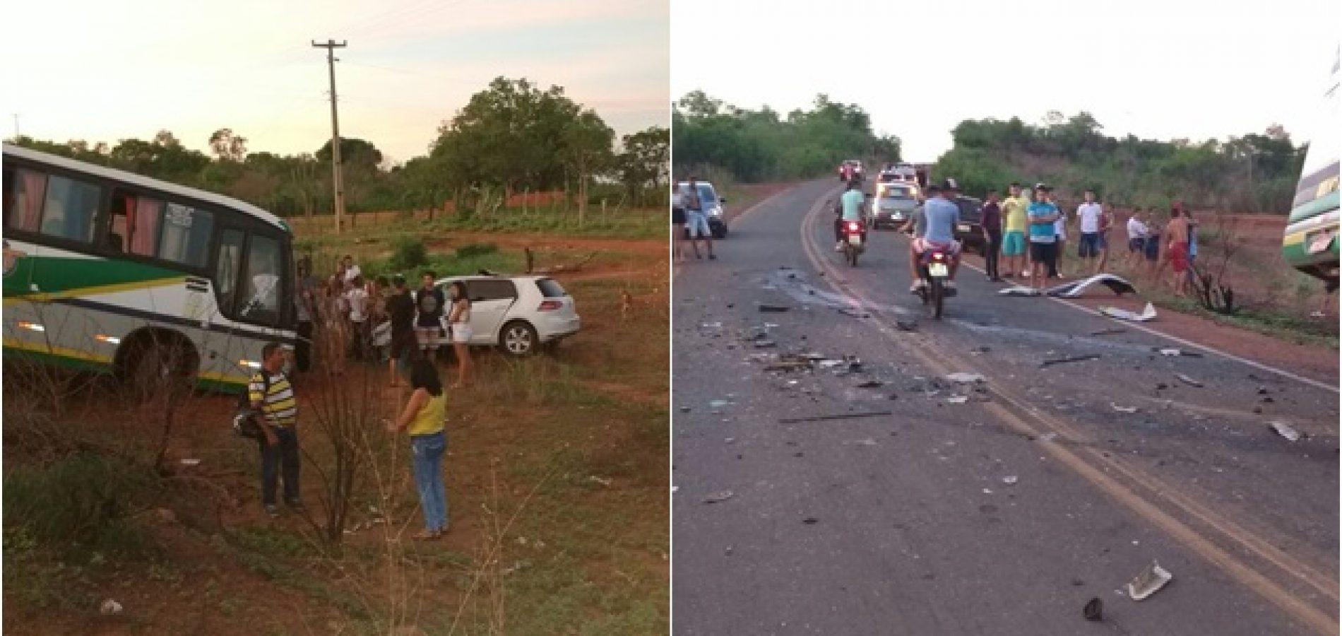 Laudo confirma que prefeito Chico Borges invadiu a contramão