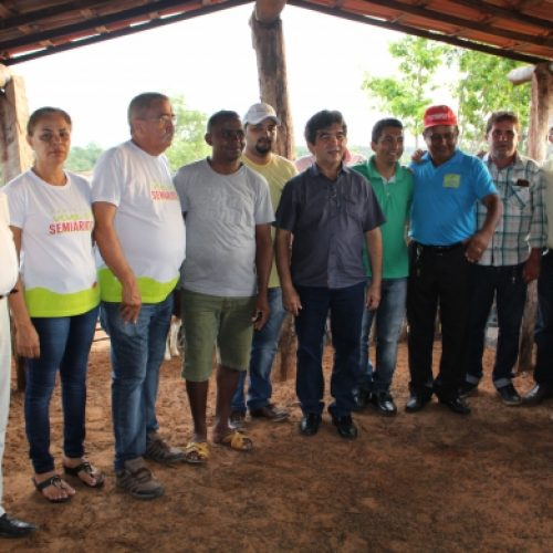 Viva Semiárido beneficia 33 famílias da comunidade Serra dos Caboclos em Itainópolis