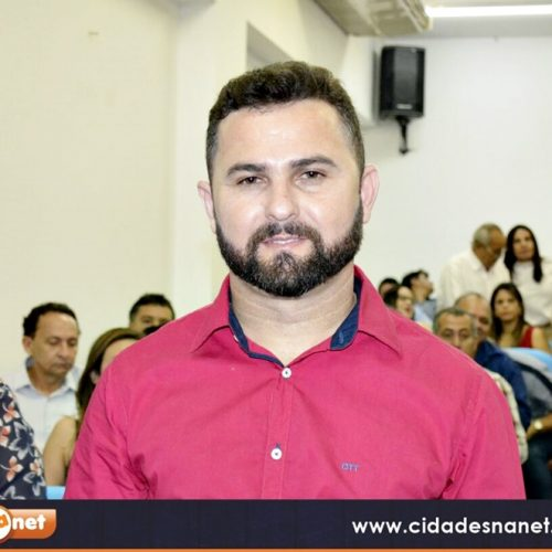 GD assina convênio com a Funasa para a elaboração do Plano de Saneamento Básico de Jacobina