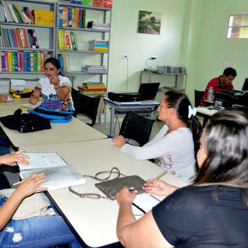 VILA NOVA   Secretaria Municipal de Educação realiza Formação Continuada de educadores que atuam no Projovem Campo