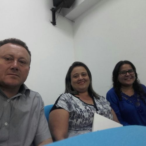 VILA NOVA | Prefeito e Secretária de Educação participam de encontro dos novos dirigentes municipais de educação do Piauí em Teresina