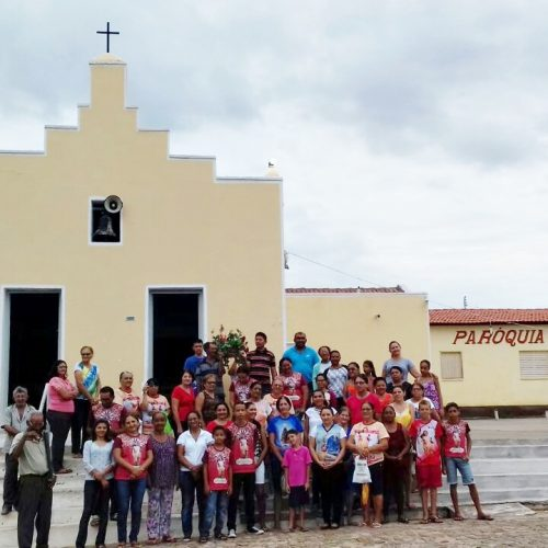Caminhada abre os festejos de São Sebastião em Patos do Piauí