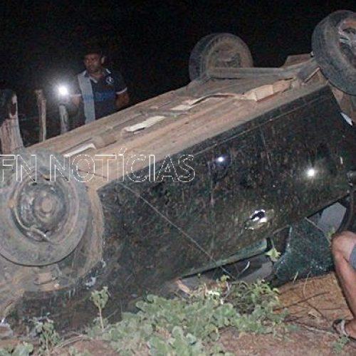 Motorista tem a cabeça decepada após grave acidente na BR 407