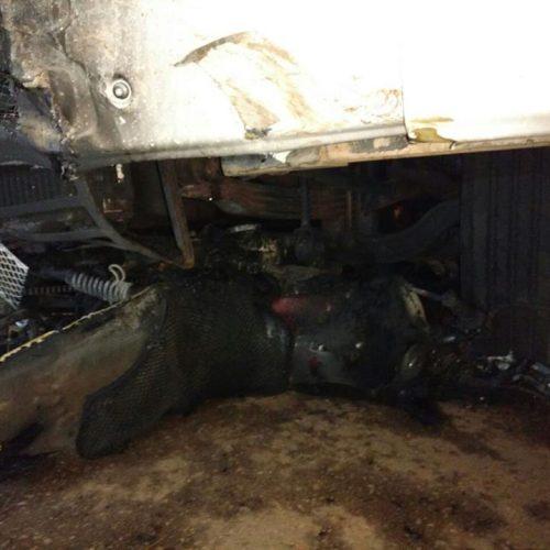 Motoqueiro morre após colidir com caminhão na Samambaia em Picos