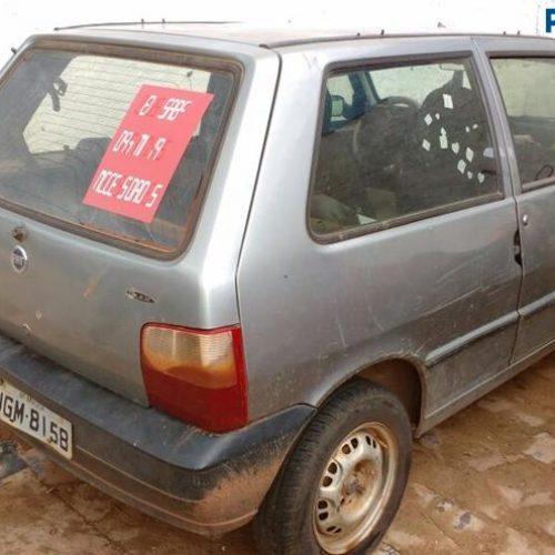 Carro roubado em Brasília  é recuperado em Picos