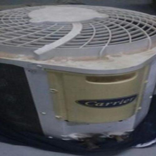 Homem é preso ao furtar central de ar em Picos
