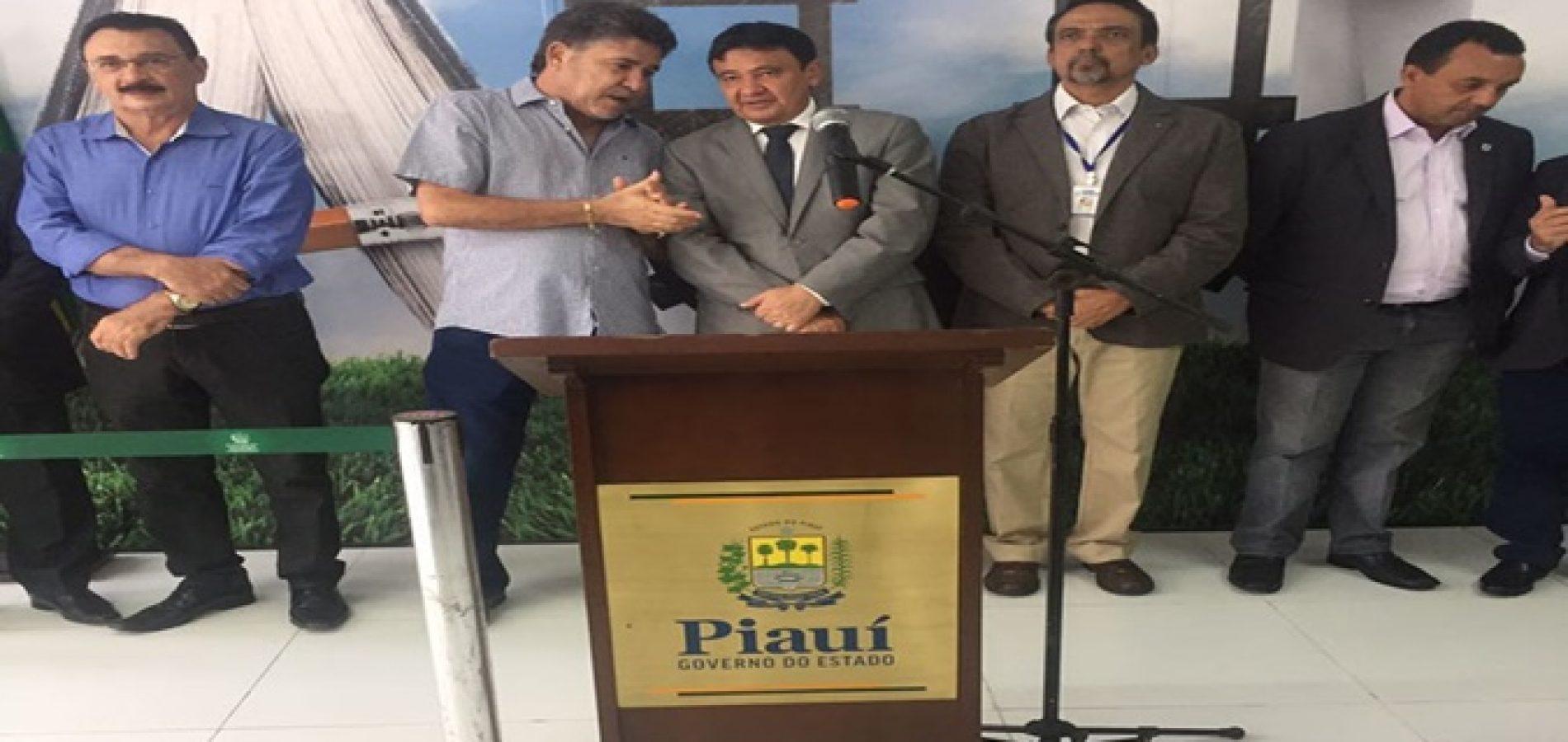 Governador admite reforma administrativa para acomodar PMDB na base