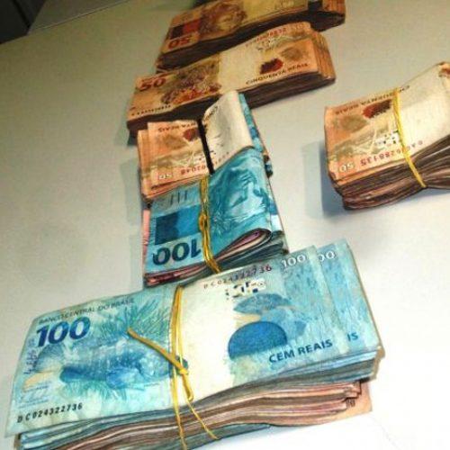 Polícia recupera R$ 45 mil que sumiram em assalto à lotérica no Piauí