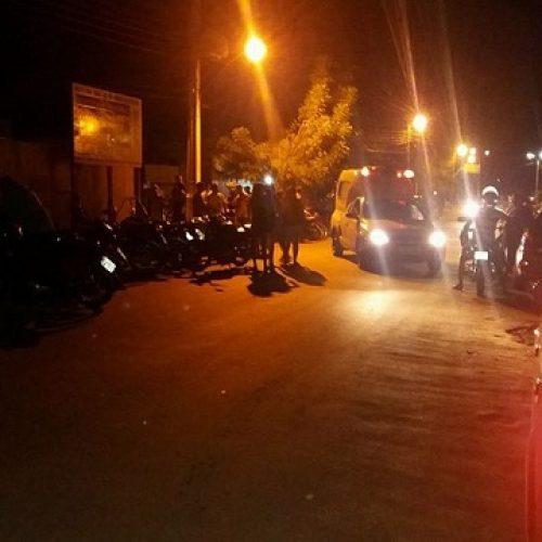 Homem é morto a tiros no Bairro Bomba em Picos