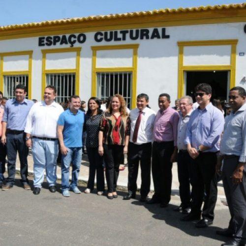 Em Floriano, governo investe mais de R$ 20 milhões em obras