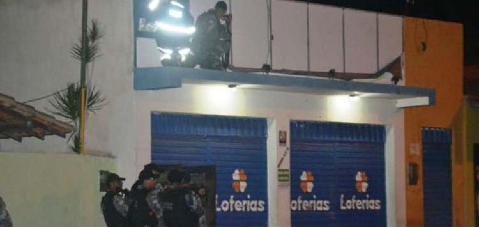 Policial militar é suspeito de roubar mochila com R$ 70 mil de lotérica